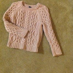 Pink Baby Gap Toddler sweater